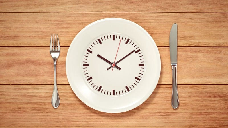 Losing Weight with Intermittent Fasting